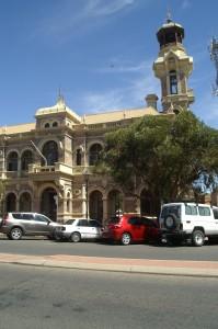 BH Town Hall